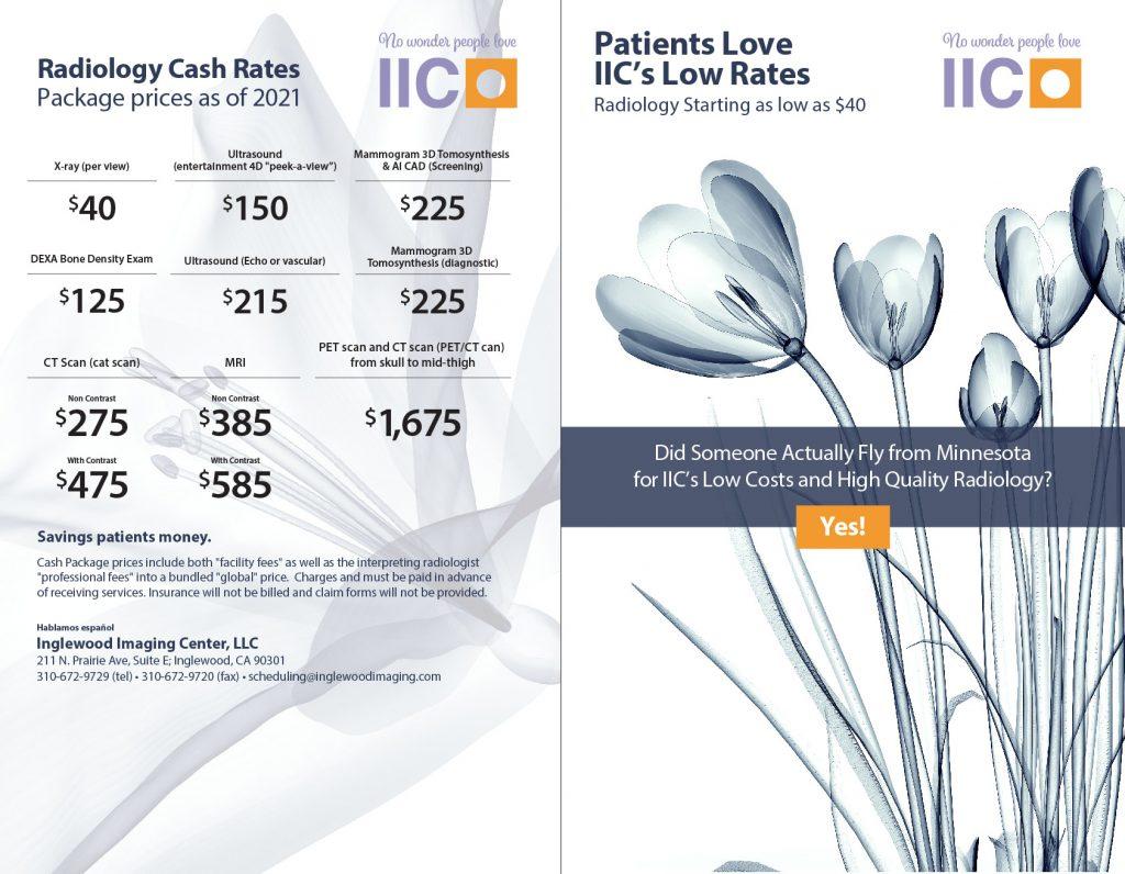 IIC cash rates